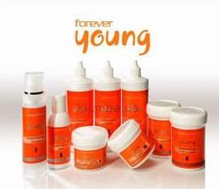 Forever young - Инновационная омолаживающая серия косметических препаратов