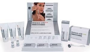 Препараты MESO-VIT для домашнего применения